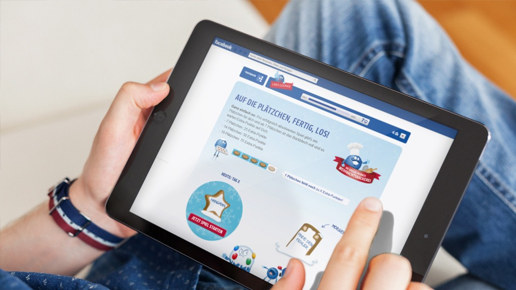 Payback Facebook Weihnachtskampagne