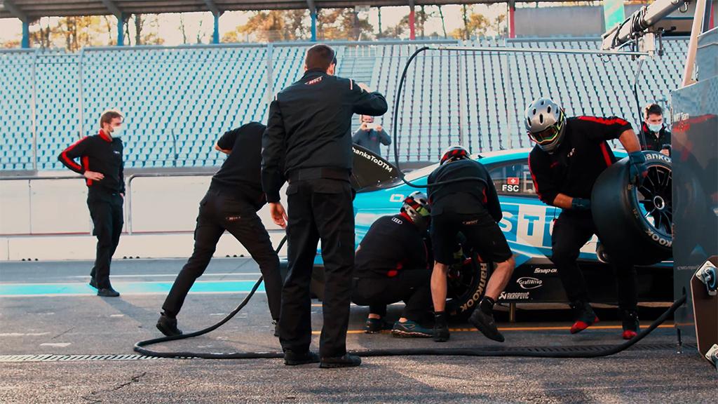 Success Story für PIDSO GmbH x RIEDEL Communications x DTM x Audi Motorsport